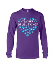 Teacher of all things Long Sleeve Tee thumbnail