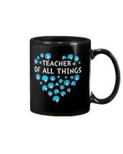 Teacher of all things Mug thumbnail
