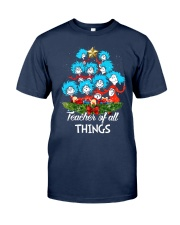 Teacher of all things Classic T-Shirt tile