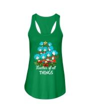 Teacher of all things Ladies Flowy Tank thumbnail