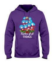 Teacher of all things Hooded Sweatshirt thumbnail