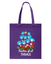 Teacher of all things Tote Bag thumbnail