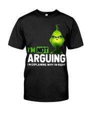 inotarguing20181203 Classic T-Shirt thumbnail
