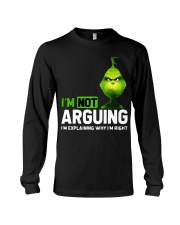 inotarguing20181203 Long Sleeve Tee front