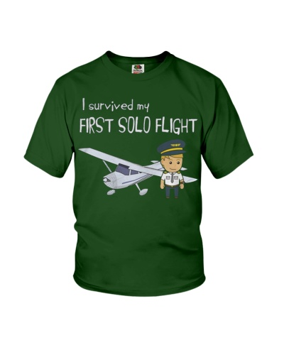I Survived My First Solo Flight