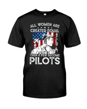 In Thrust We Trust Classic T-Shirt thumbnail