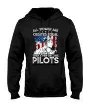 In Thrust We Trust Hooded Sweatshirt thumbnail