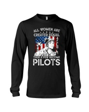 In Thrust We Trust Long Sleeve Tee thumbnail