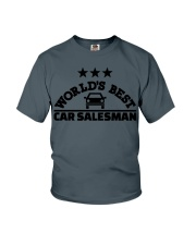 Car Salesman U2frm Tee shirts Youth T-Shirt thumbnail