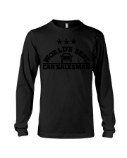 Car Salesman U2frm Tee shirts Long Sleeve Tee thumbnail