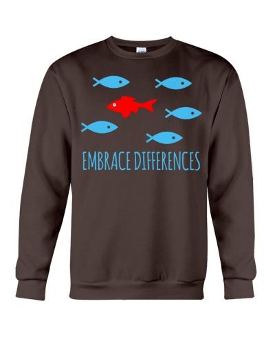 Embrace Differences Autism Awareness