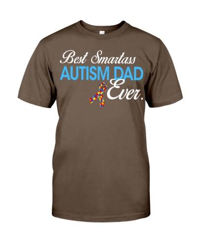 Best Smartass Autism Dad Ever