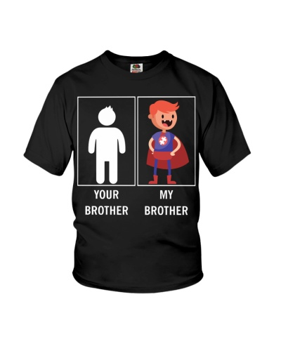 Your Brother My Brother Autism Awareness