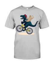 Funny Sloth Classic T-Shirt front
