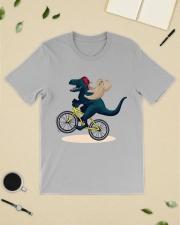 Funny Sloth Classic T-Shirt lifestyle-mens-crewneck-front-19
