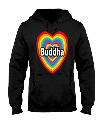 I LOVE THE BUDDHA   FUNNY BUDDHISM GIFT