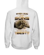 Best Friends Dad and Son - Father's Day Hooded Sweatshirt thumbnail
