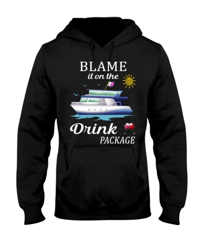 blame it on the drink package