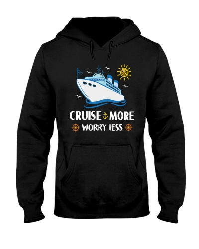 CRUISE MORE WORRY LESS
