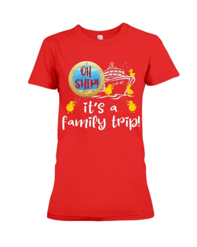 oh ship it's a family trip 2