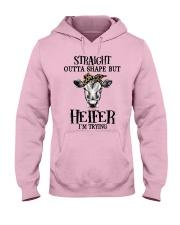 cows12 Hooded Sweatshirt front