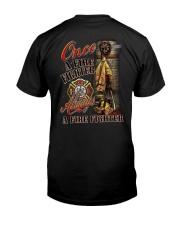 25FIRE Classic T-Shirt back