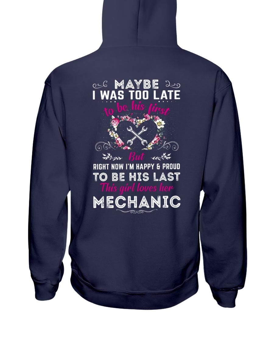 08mechanic Hooded Sweatshirt