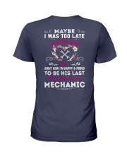 08mechanic Ladies T-Shirt thumbnail
