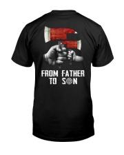 26FIRE Classic T-Shirt back
