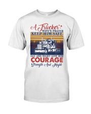 04truck Classic T-Shirt front