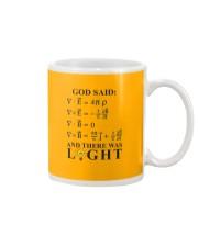 God Said Mug tile