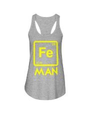 Fe Man Ladies Flowy Tank tile