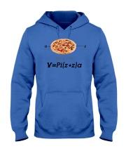 Pizza Math Hooded Sweatshirt tile