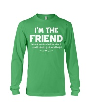 Im The Friend Patrick's Day - 192U1A1PAT02011b Long Sleeve Tee tile