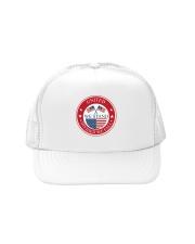 Veteran Day Trucker Hat front