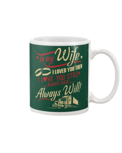 TRUCK DRIVER WIFE GIFT