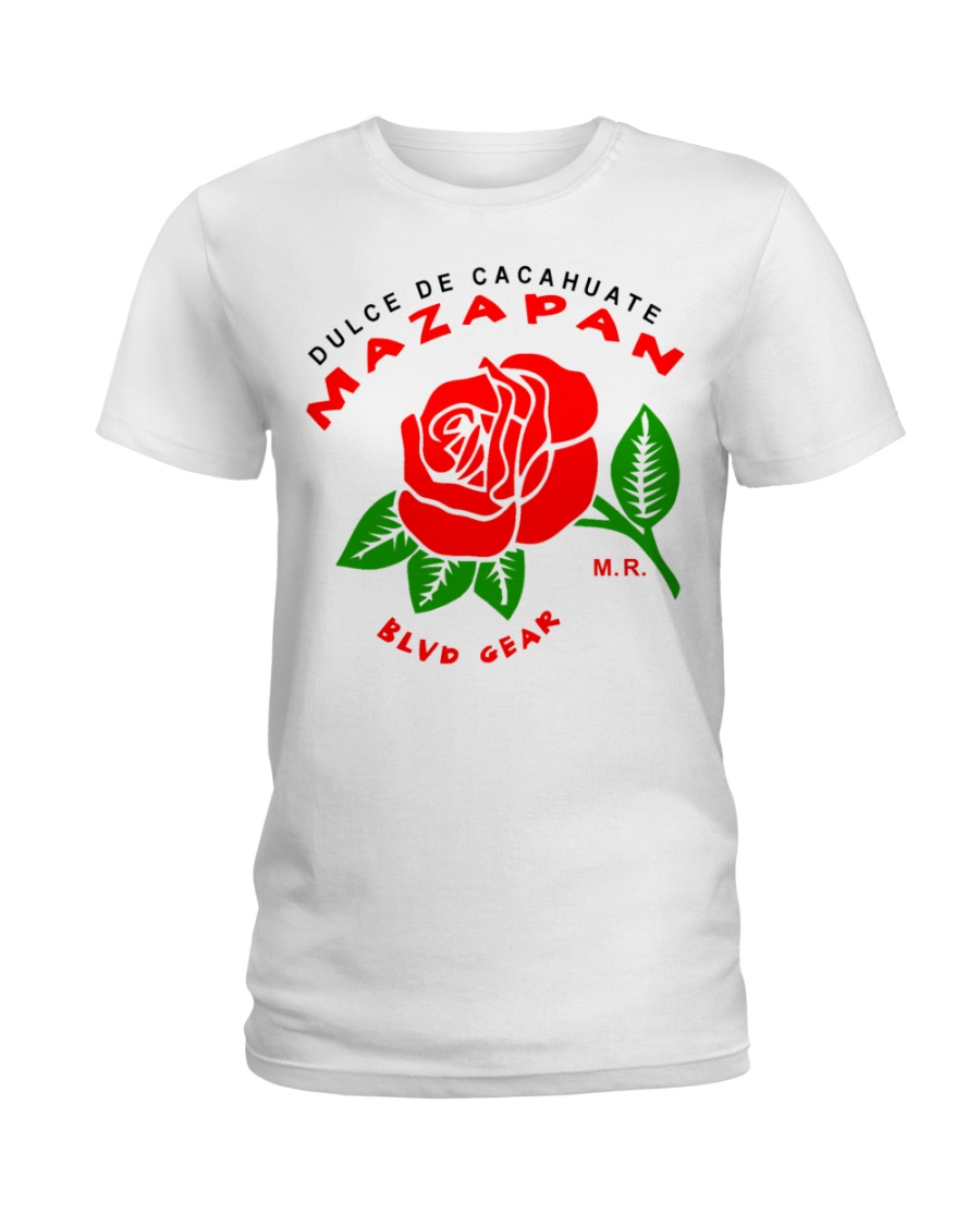 Dulce-Mazapan Ladies T-Shirt
