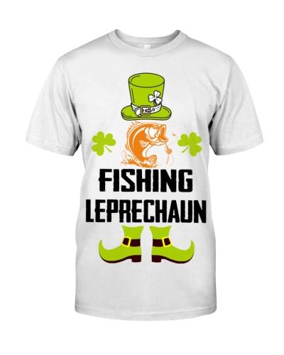 Irish Fishing Lover St Patricks Day Paddy
