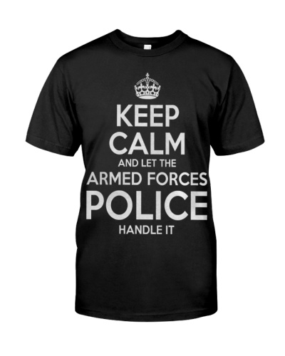 T shirt    Armed Forces Police