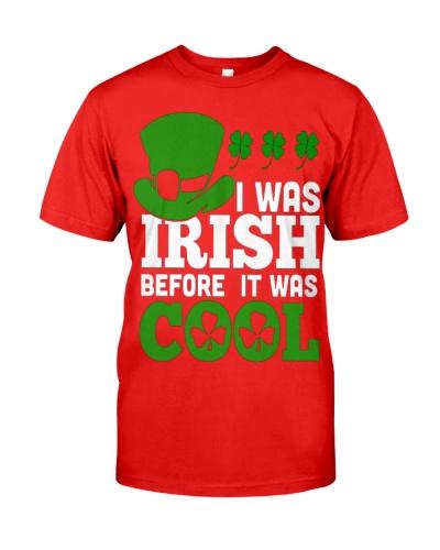 Cool Irish on Patricks day T