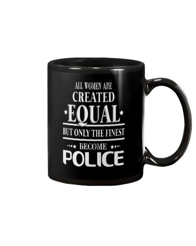 Coffee Mug Gift  3Police Mom