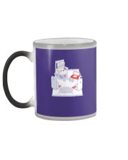 Back In My Day 20 Color Changing Mug color-changing-left