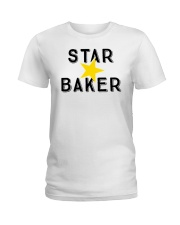 Star BakerGreat British Bake Off Ladies T-Shirt thumbnail