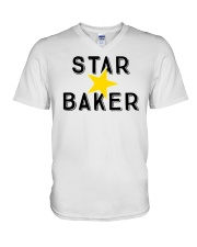 Star BakerGreat British Bake Off V-Neck T-Shirt thumbnail