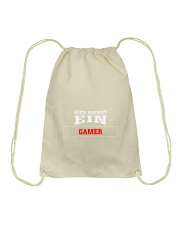 Here Lives A Gamer Gift T Shirt 52 Drawstring Bag thumbnail