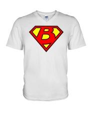Super B V-Neck T-Shirt thumbnail