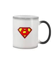 Super B Color Changing Mug thumbnail