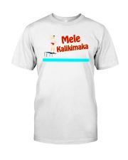 Mele Kalikimaka Classic T-Shirt thumbnail