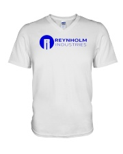 Reynholm Industries V-Neck T-Shirt thumbnail