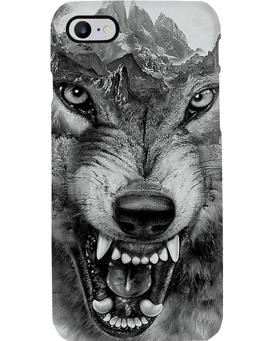 WOLF PHONE CASE Phone Case